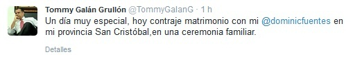 Tommy Galan