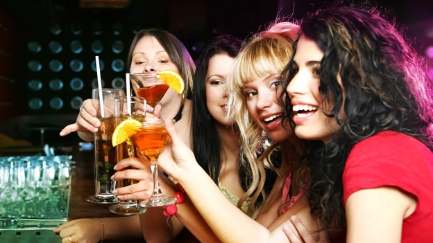 Mujeres alcohol